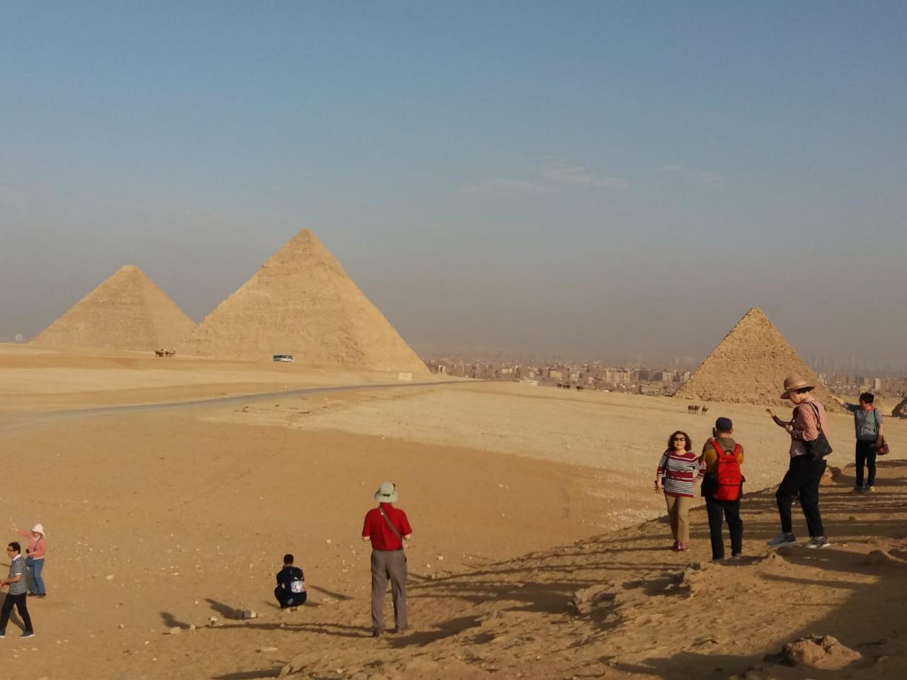 Ausflüge von Sharm El Sheikh nach Luxor, Petra, Katharinenkloster, Jerusalem, Sinai Berg &  Kairo