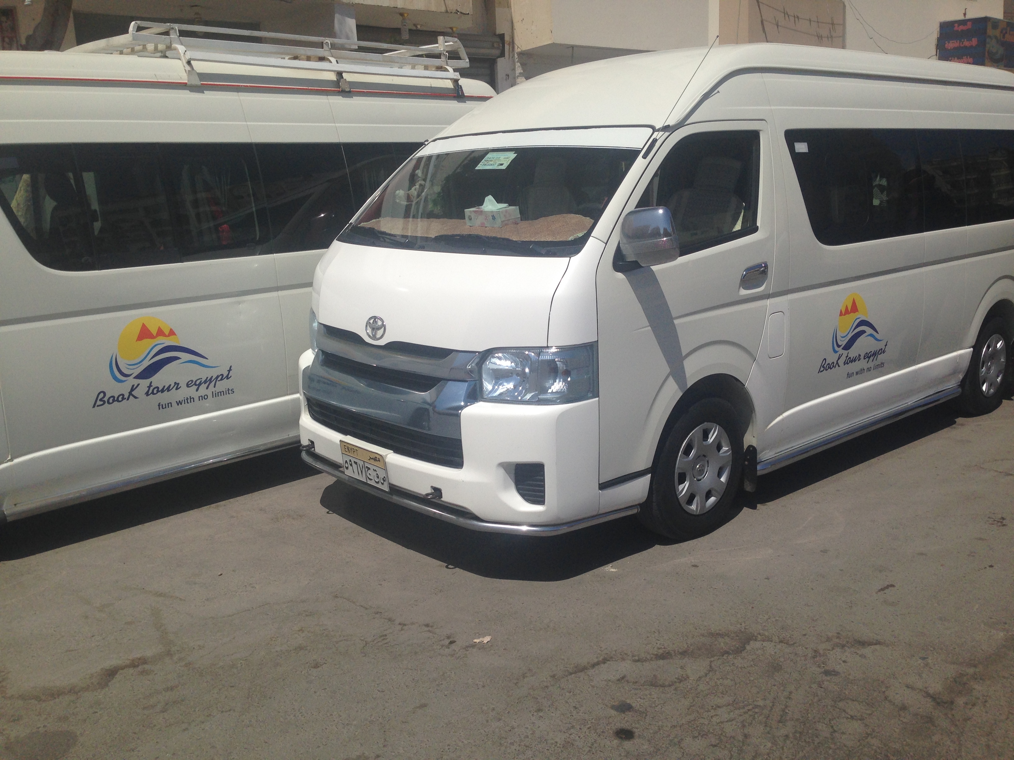 Hurghada Taxi, Flughafentransfers und  Transfer