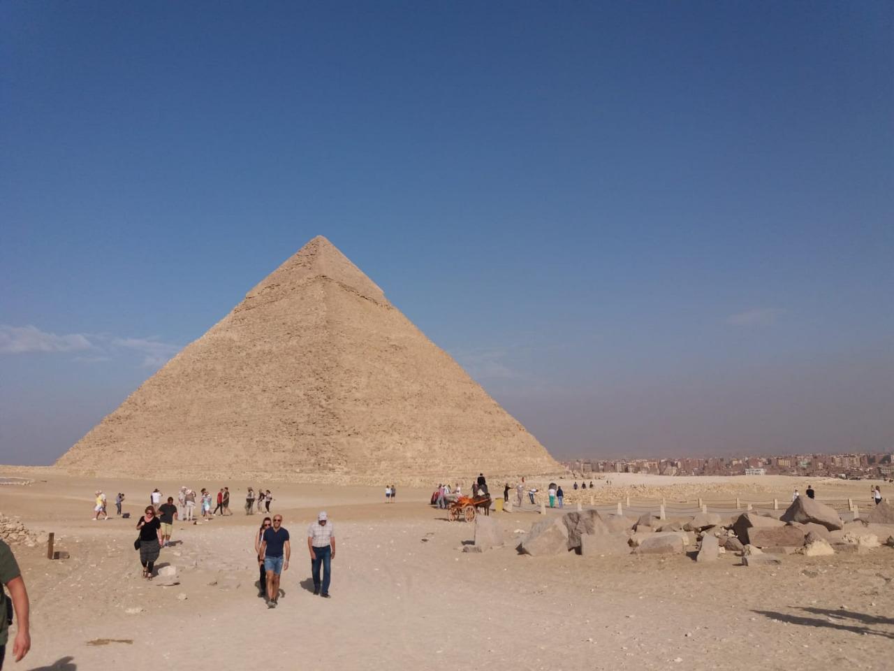 Tagesausflug nach Kairo mit dem Flugzeug ab Makadi Bay/Sahl Hasheesh
