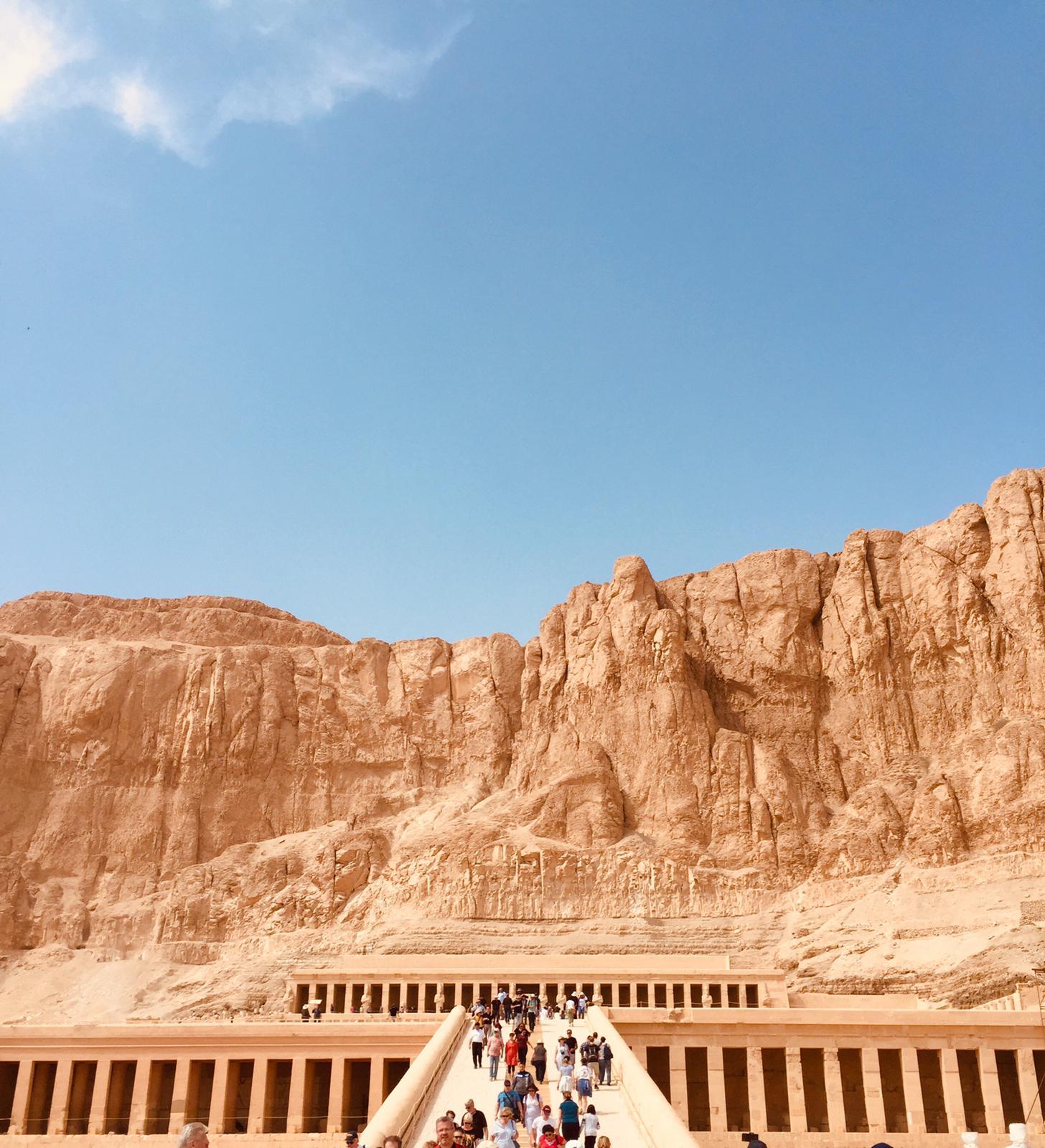 Tagesausflug in das Tal der Könige und nach Luxor mit dem Bus ab Hurghada