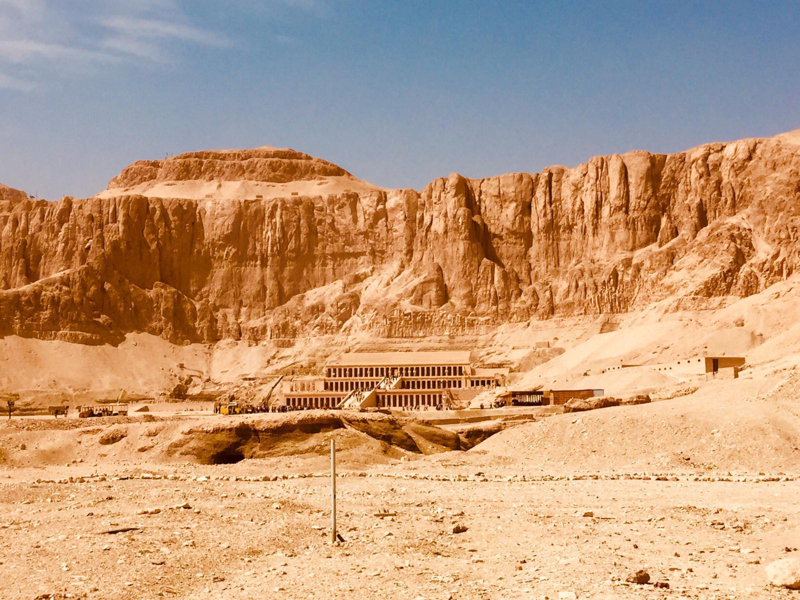Tagesausflug nach Luxor mit dem Bus ab Makadi Bay/Sahl Hasheesh
