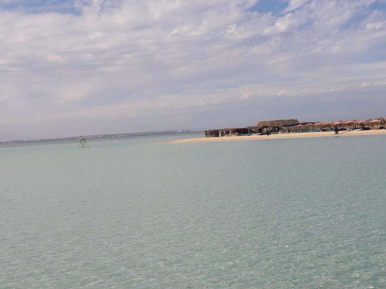 Ausflug zur Orange Bay - Schnorcheln am Karibik Strand ab Soma Bay/Safaga