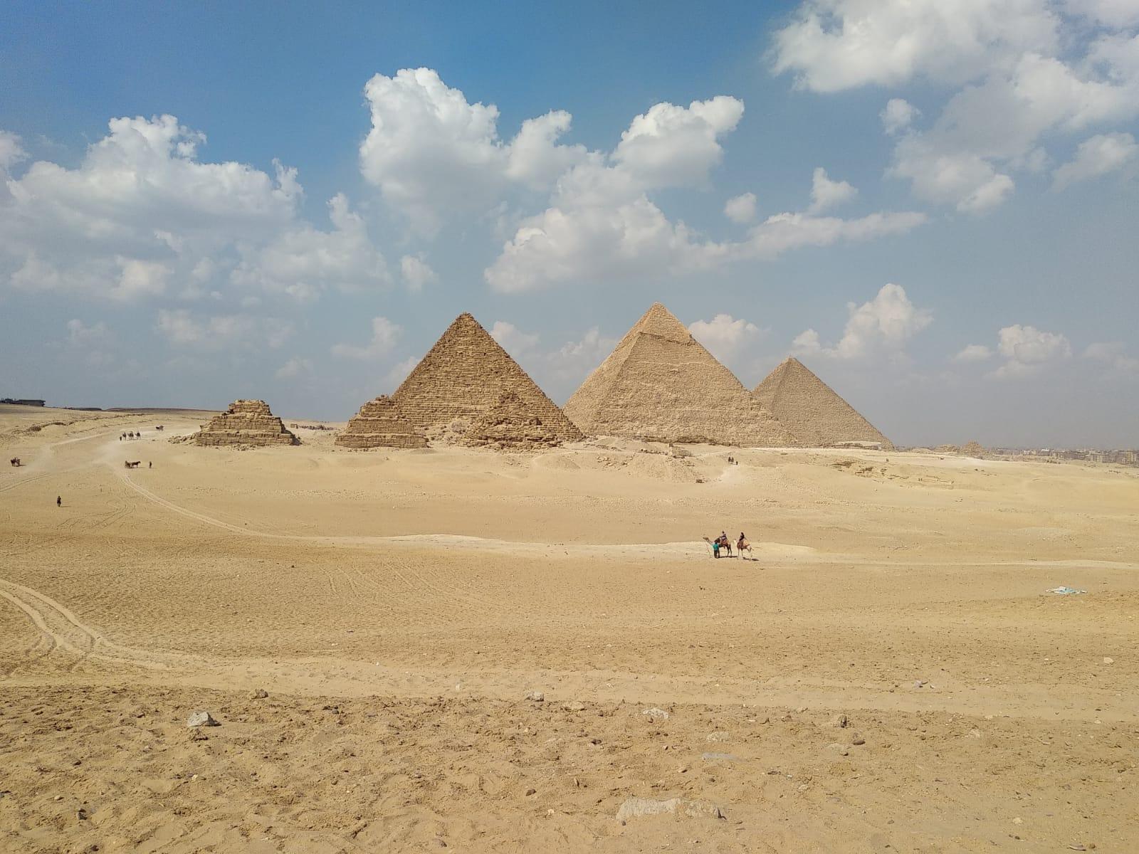 2-tägiger Ausflug von Hurghada nach Kairo mit dem Bus