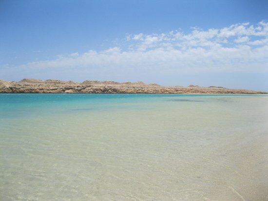 Tagesausflug zur Giftun Insel ab Soma Bay/Safaga