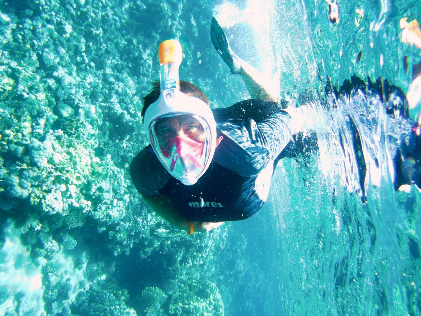 Schnorchelausflug zur Giftun Insel ab El Gouna