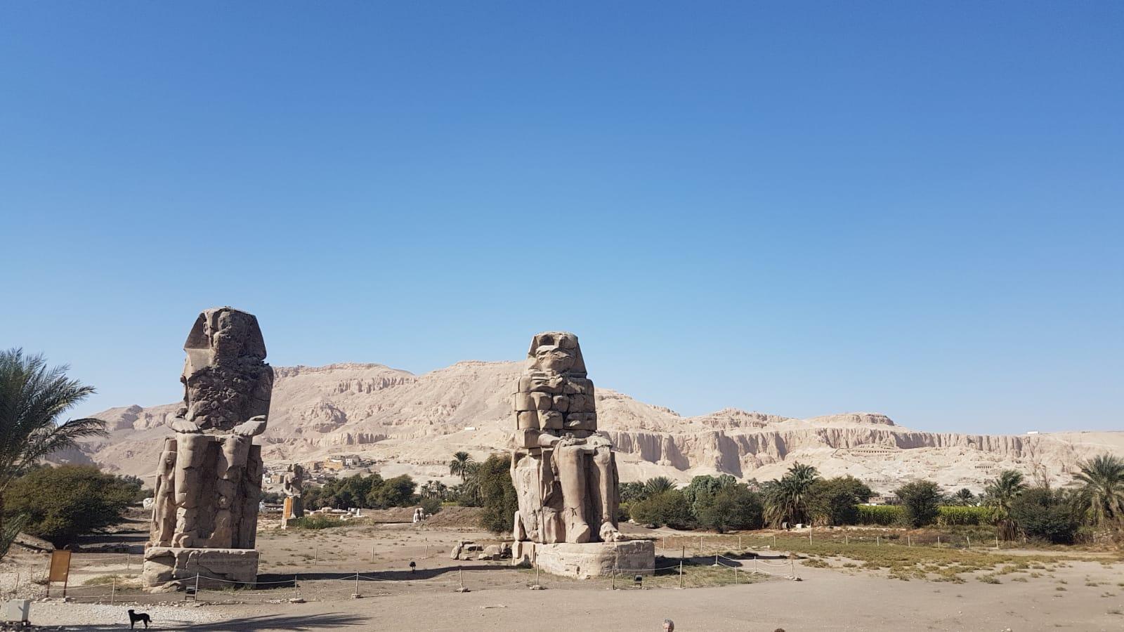 Tagesausflug nach Luxor mit dem Bus