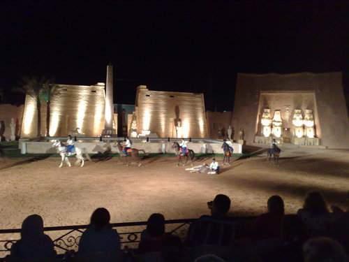 Ausflug 1001 Nacht-Show ab Sharm el Sheikh