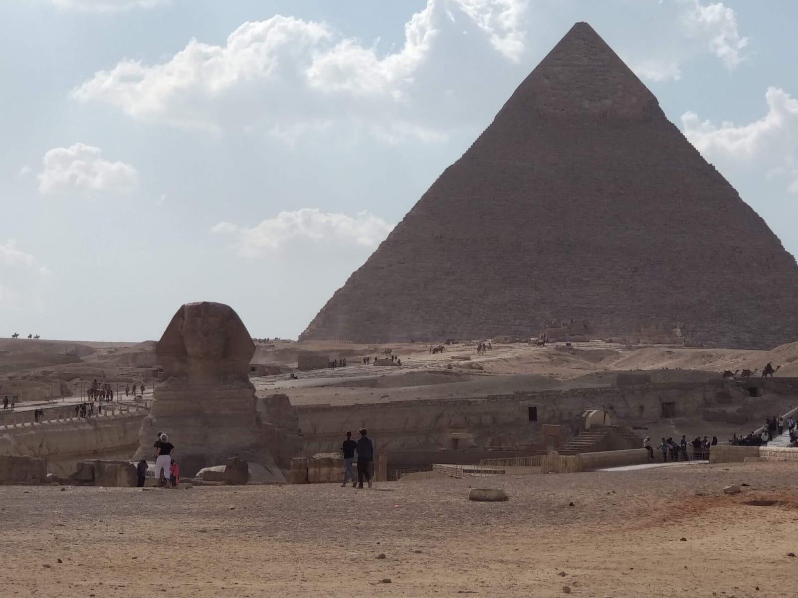 2-Tagesausflug Kairo mit Übernachtung und Flug ab Makadi Bay/Sahl Hasheesh