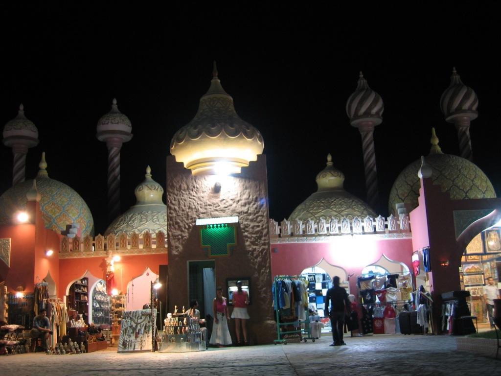 1001 Nacht-Show ab Soma Bay oder Safaga