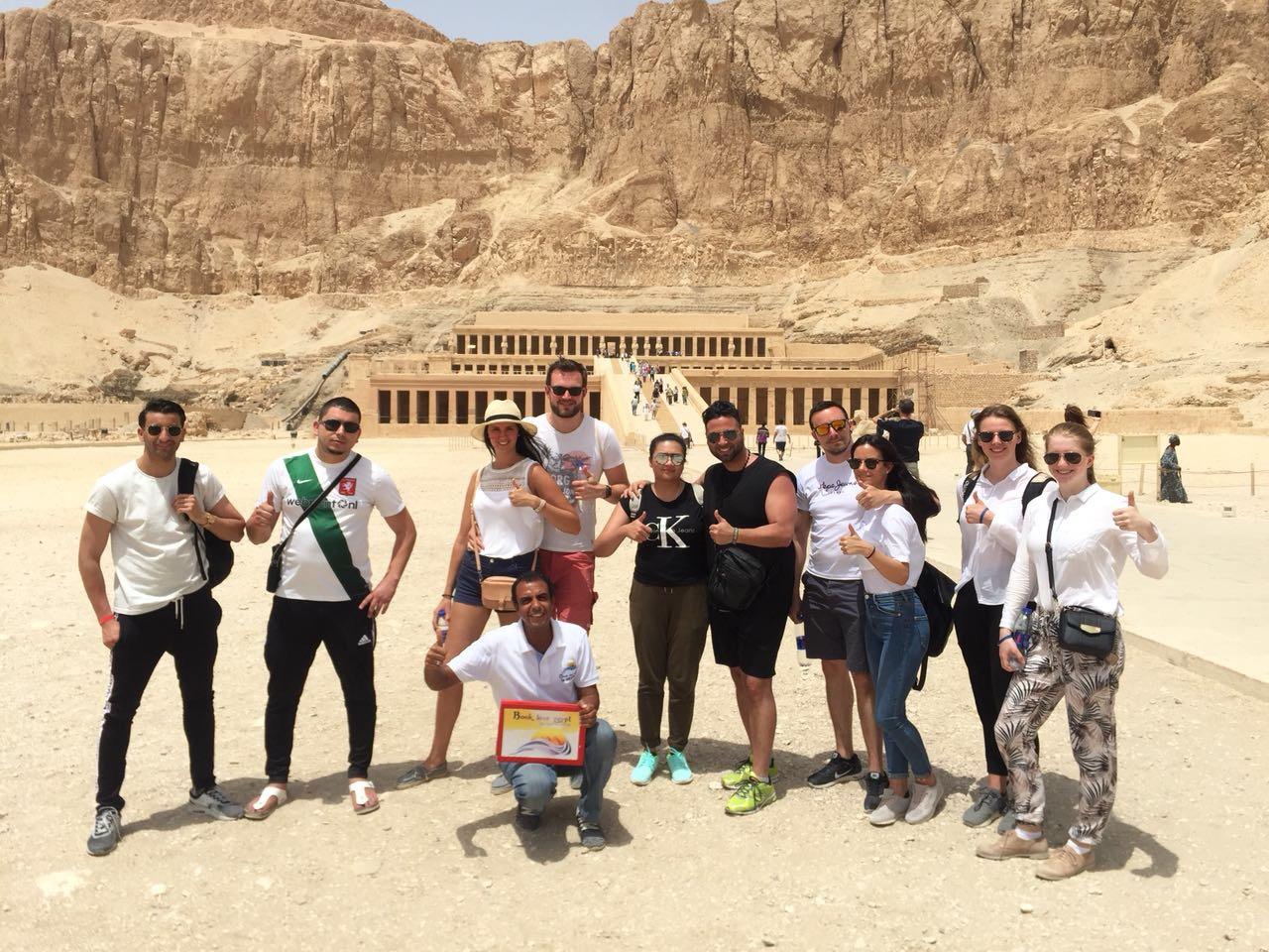 Luxor 2 Tage mit dem Bus