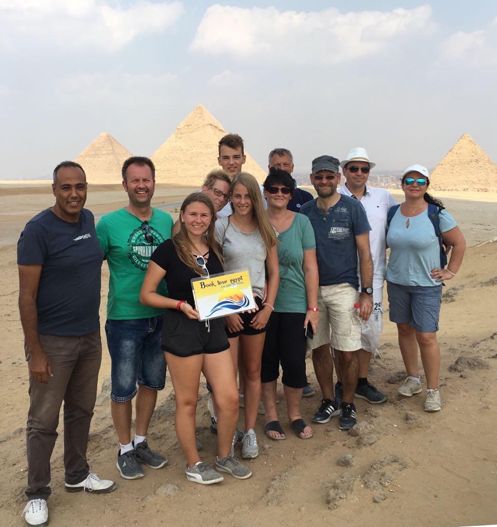 Zwei Tage Kairo Ausflüge von El Gouna aus mit dem Flug