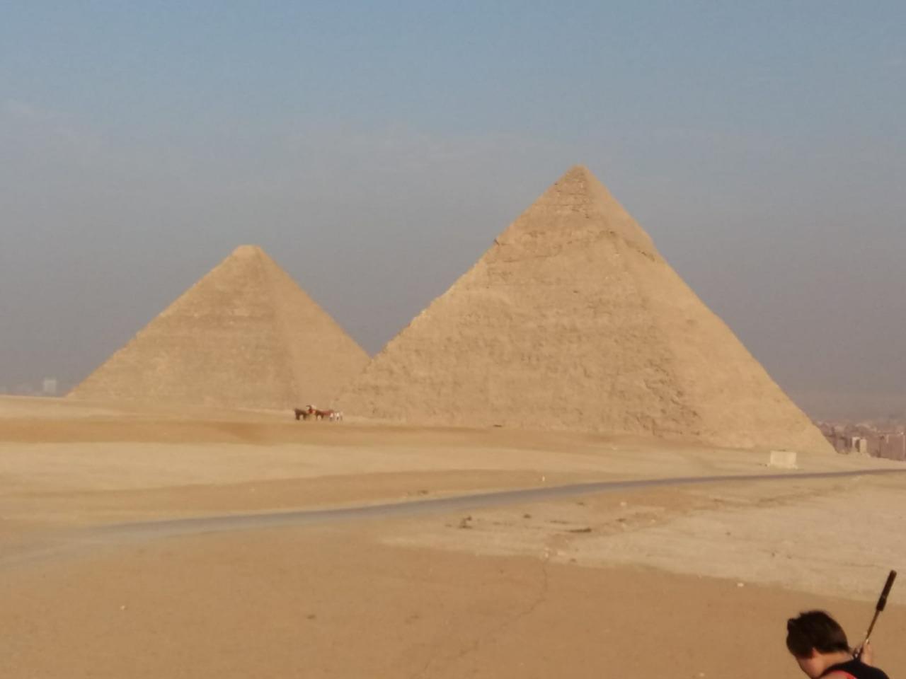 Tagesausflug von Sharm El Sheikh nach Kairo mit dem Flugzeug
