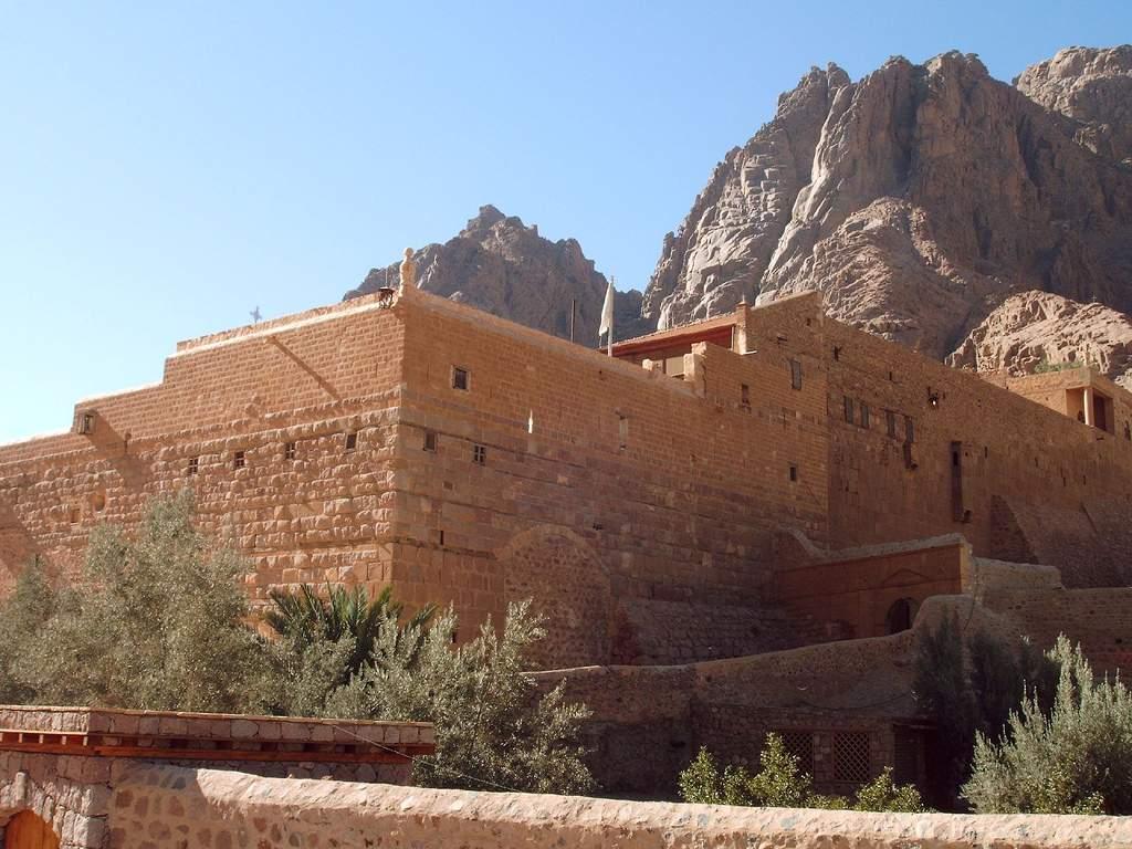 Katharinenkloster mit Besuch von Dahab