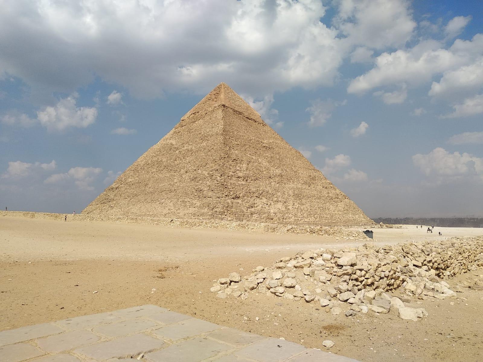 Ausflug Pyramiden von Gizeh &  Ägyptisches Museum ab Kairo