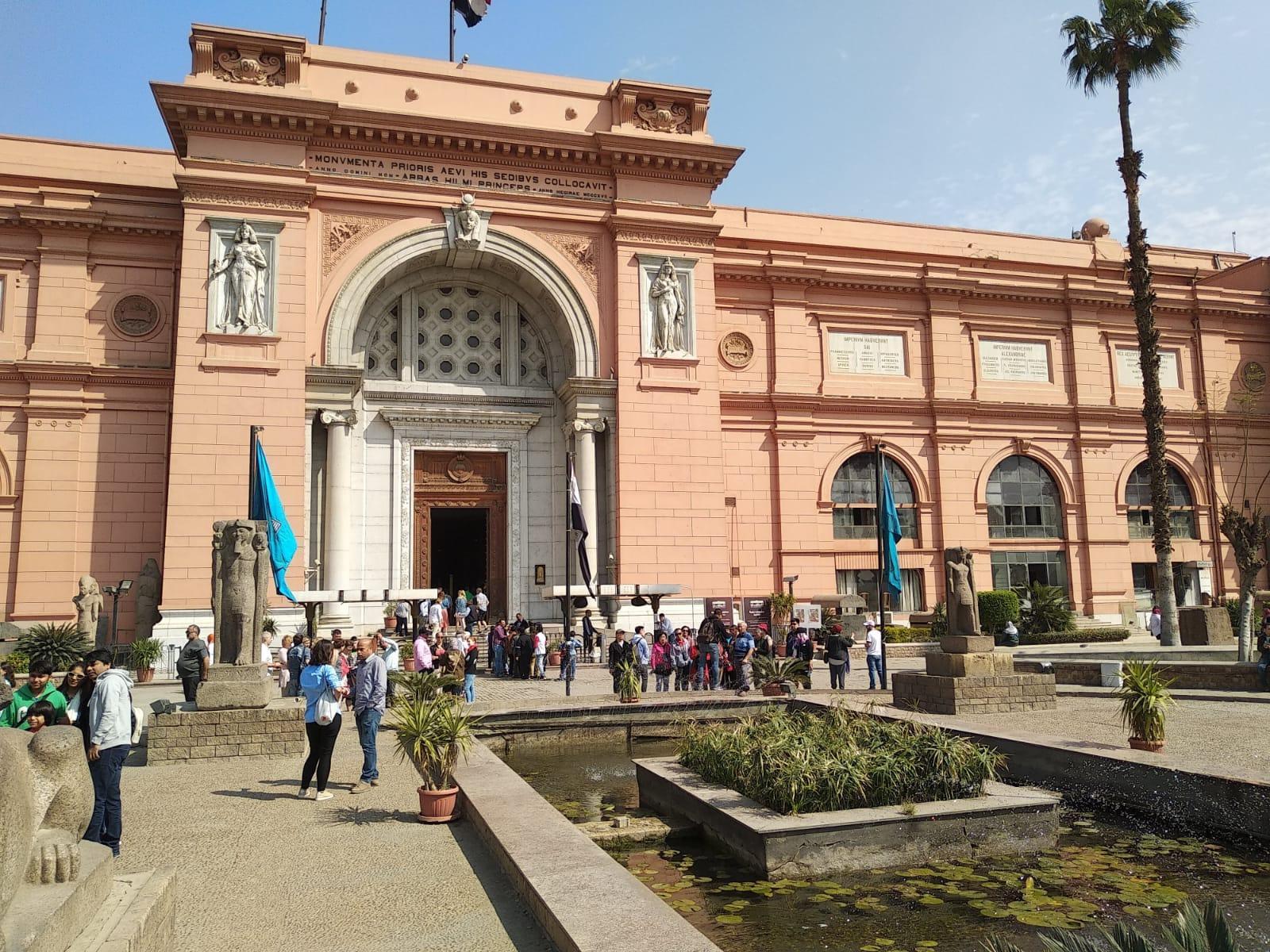 Stadtrundfahrt mit Ägyptischem Museum, Khan el Khalili, Zitadelle und Altkairo