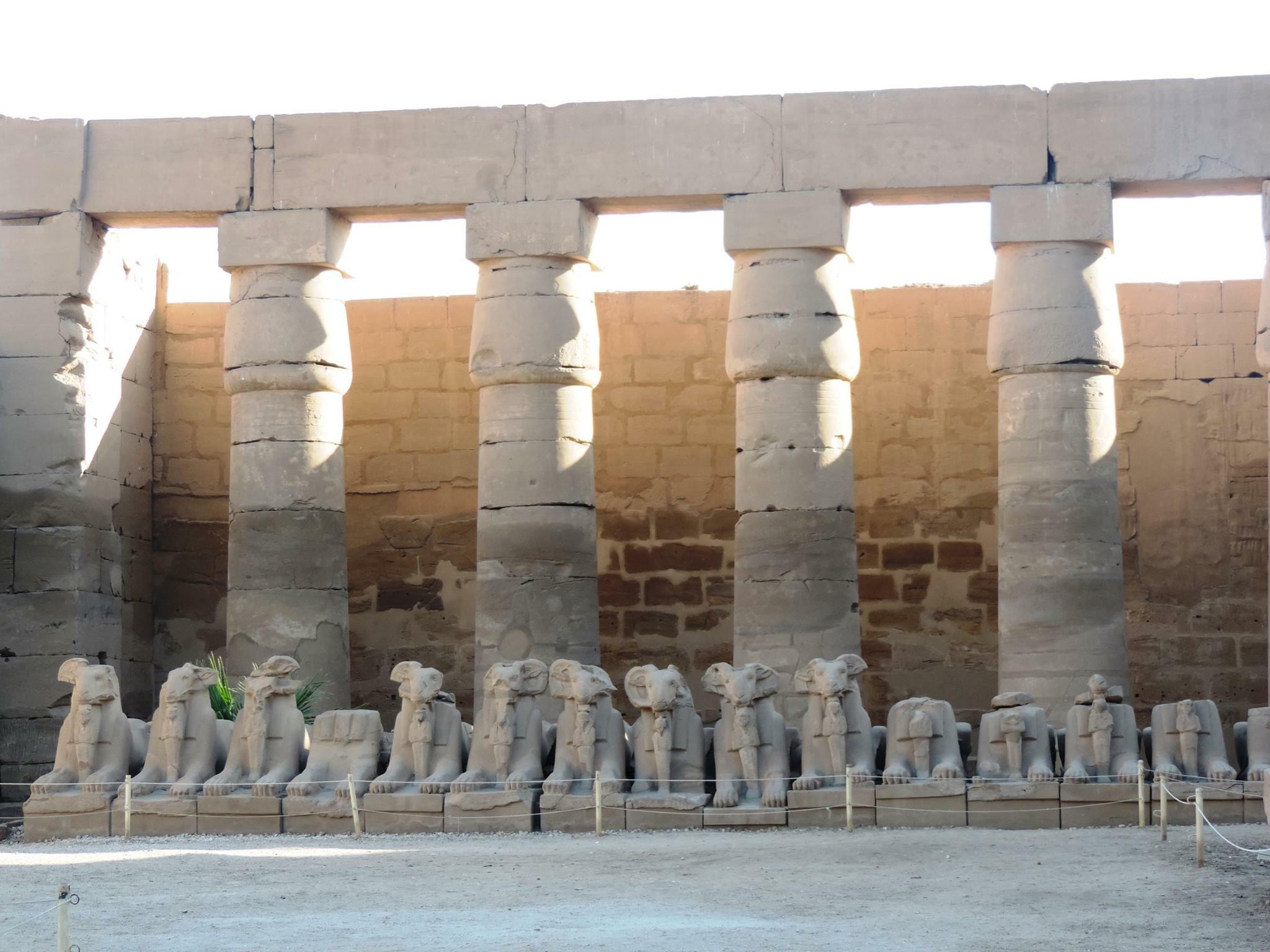 Ausflug nach Luxor ab Kairo oder Gizeh mit dem Flugzeug: