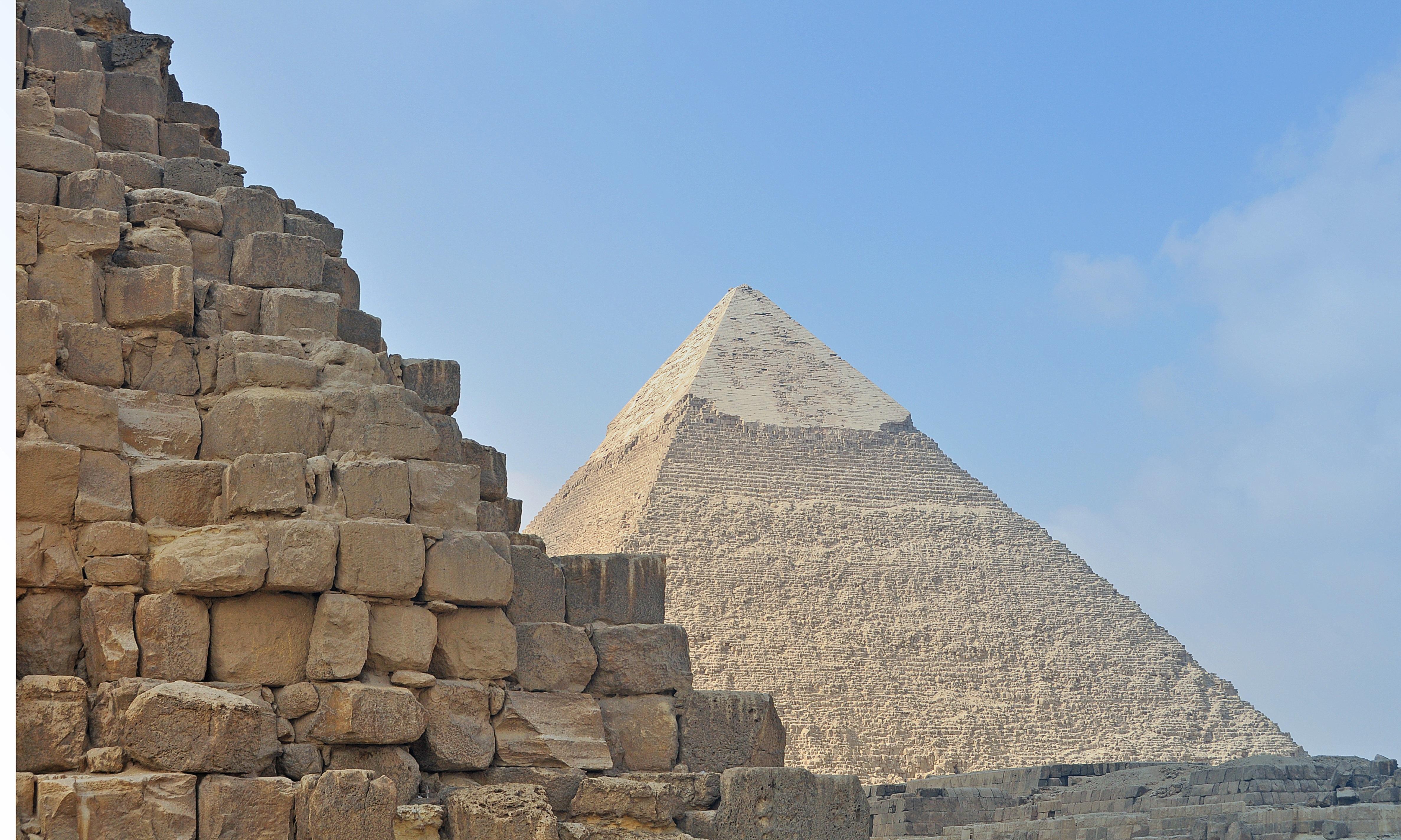 Halbtagesausflug zu den Pyramiden von Gizeh