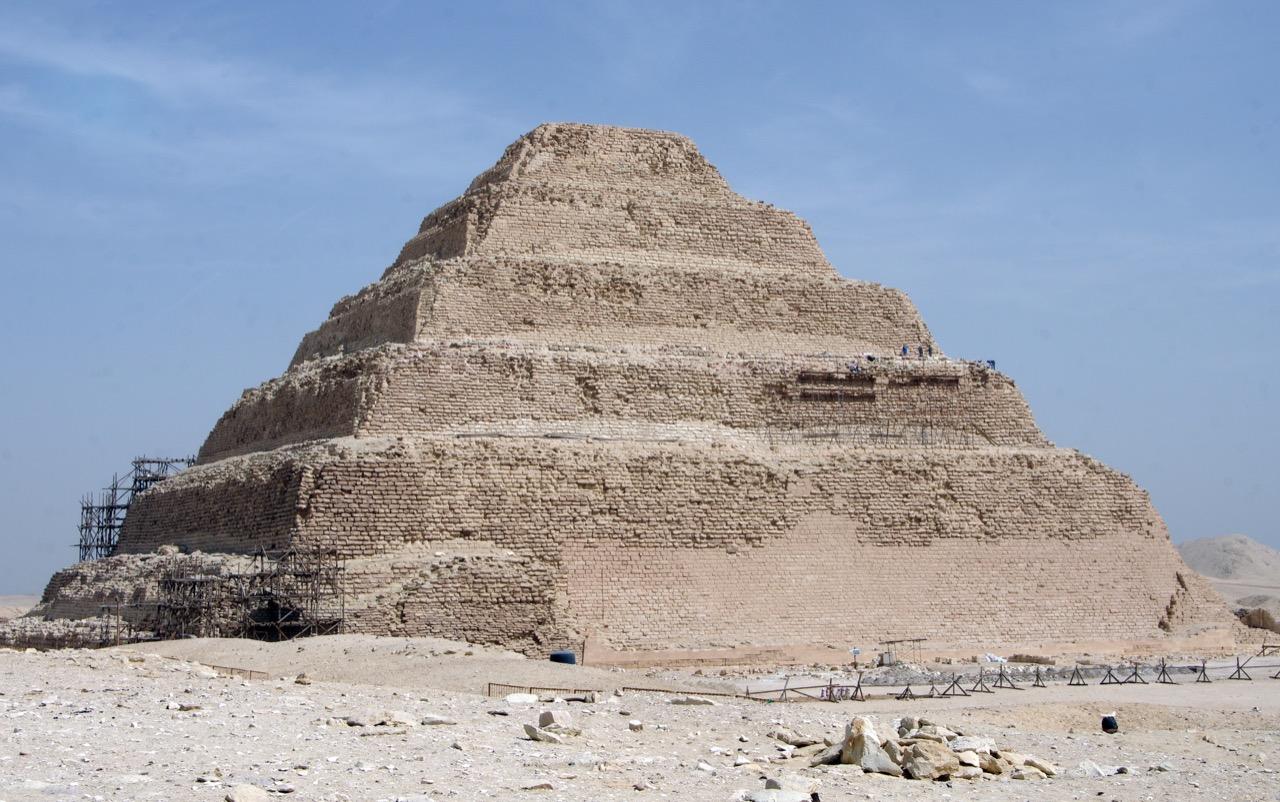 Ausflug Pyramiden von Gizeh, Memphis und Sakkara ab Kairo