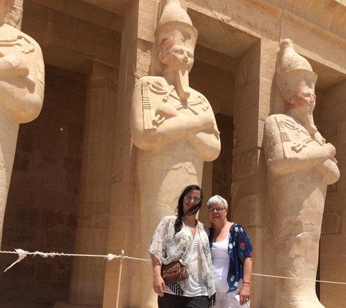 Ausflug ab Luxor nach Dendera und  Abydos: