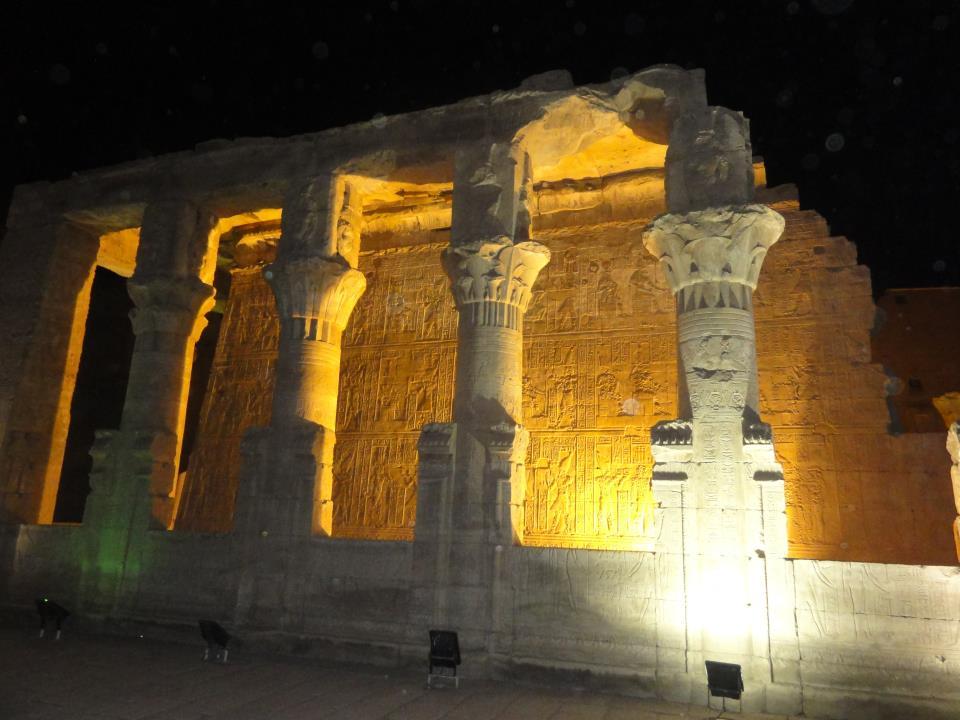 Ausflug zur Ton- und Lichtshow im Karnak Tempel ab Luxor