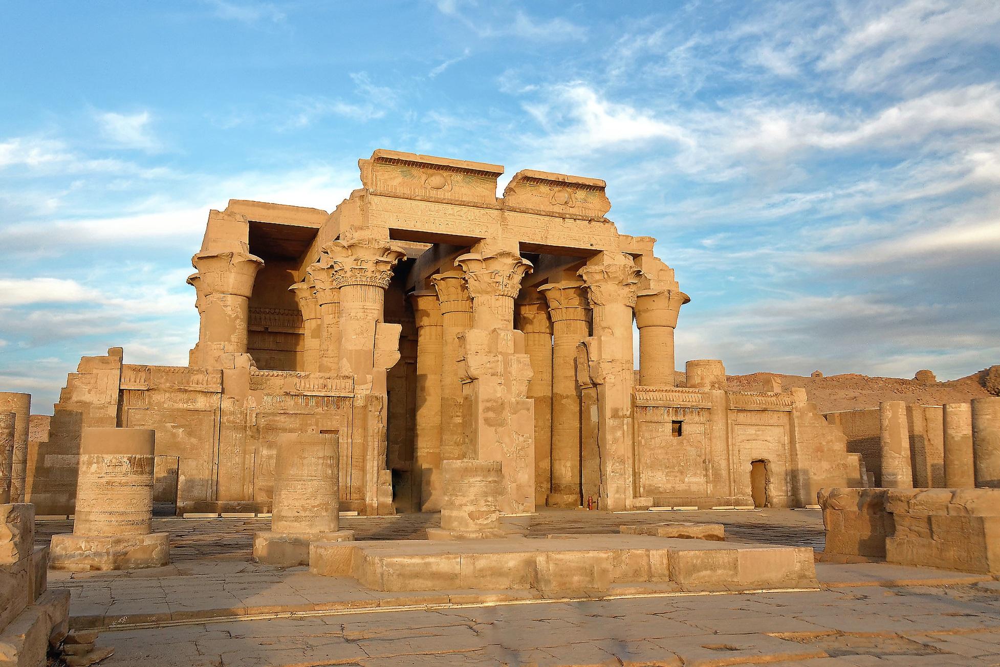 Tagesausflug ab Luxor nach Edfu & Kom Ombo