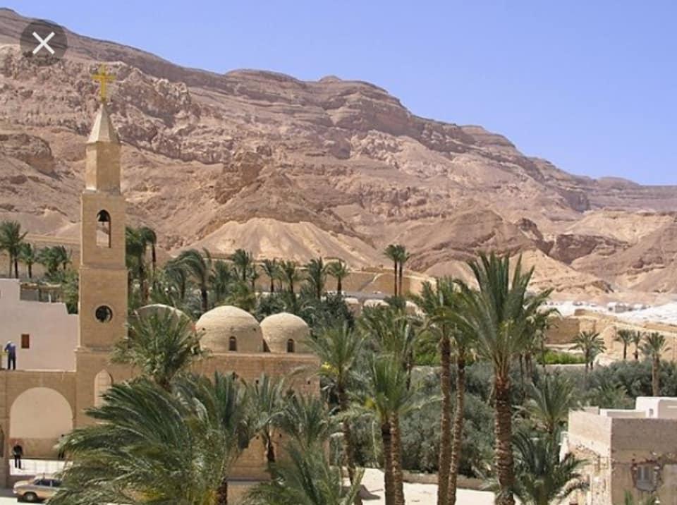 Ausflug zum St. Simeon-Kloster ab Assuan